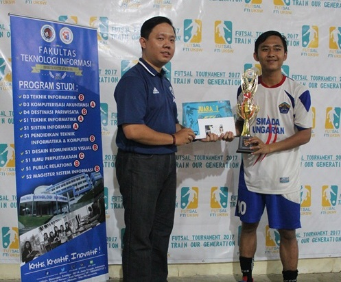 FTI UKSW Kembali Gelar Futsal Tournament